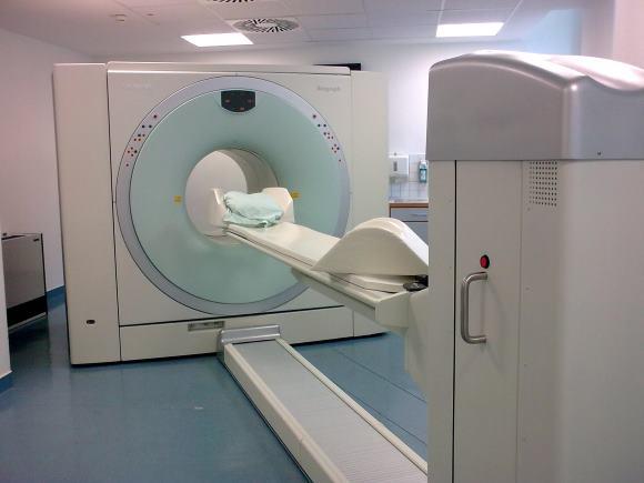 Аппарат позитронно-эмиссионной томографии