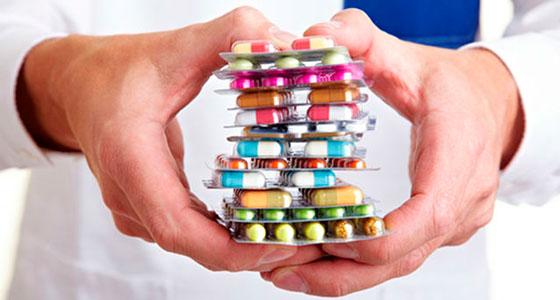 Медикаментозное лечение при ЧМТ