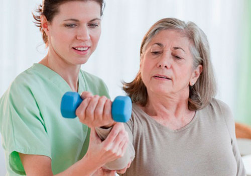 Домашнее восстановление после инсульта