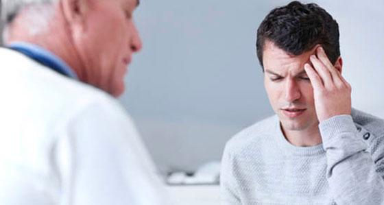 Прием у врача невролога