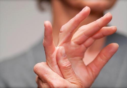 Массаж парализованной после инсульта руки
