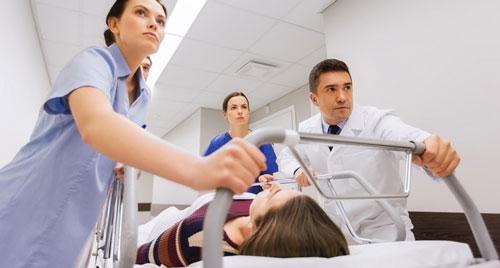 Госпитализация при ушибе мозга