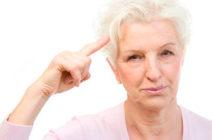 Сигналы инсульта у пожилых женщин