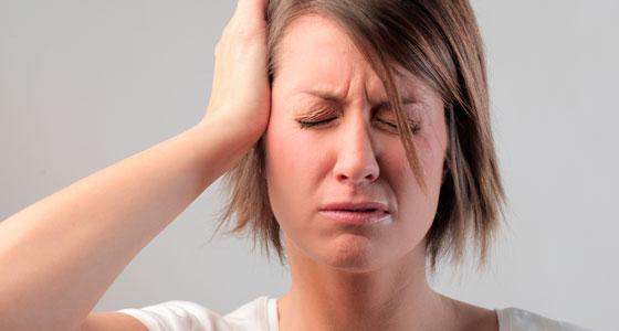 Головные боли при сотрясении