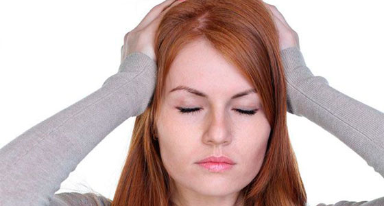 Головная боль при ушибе и сотрясении