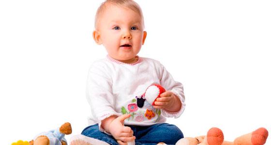 Новорожденные с 3 месяцев до года