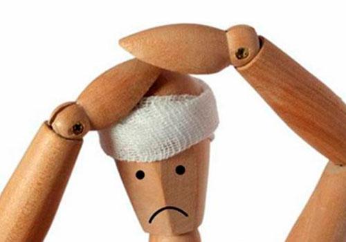 Сотрясение мозга и его лечение дома