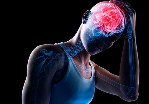 Самая тяжелая тяжесть сотрясение мозга