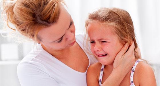 Симптомы ЧМТ у детей