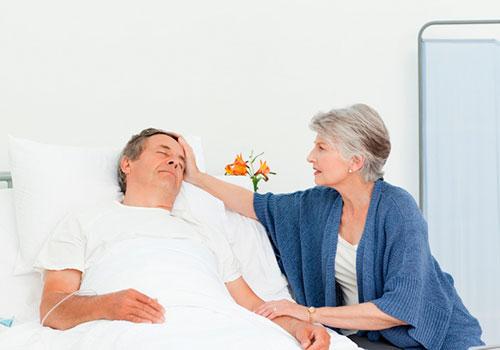 Уход за лежачим больным дома