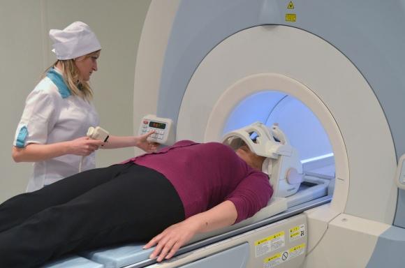 Магнитно-резонансная томография головного мозга