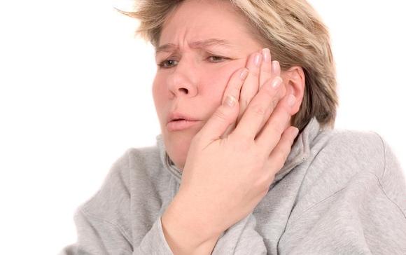 Приступ боли при невралгии тройничного нерва