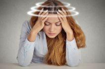От чего возникает головокружение?