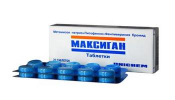 Максиган – эффективное средство для снятия болевого синдрома