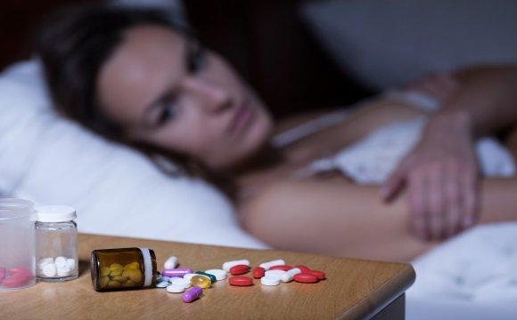 Фармакологическое лечение бессонницы