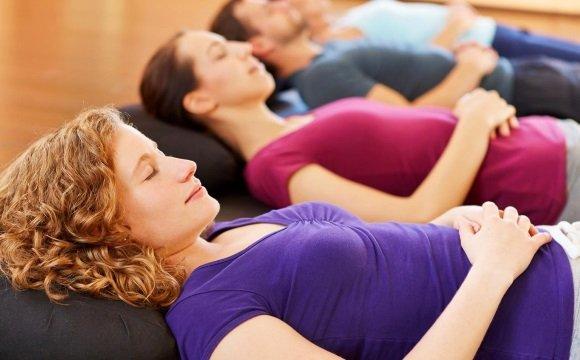 Релаксационные упражнения