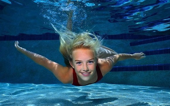 Занятие плаванием при ВСД