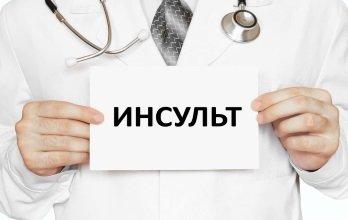 Инсульт: понятие, актуальные причины, симптомы и терапия