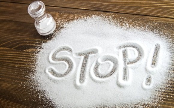 Употребление соли надо ограничить