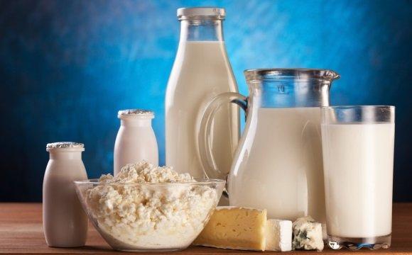 Молоко, кефир, творог, сыр