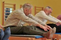 Лечебная физкультура пациентам с болезнью Паркинсона