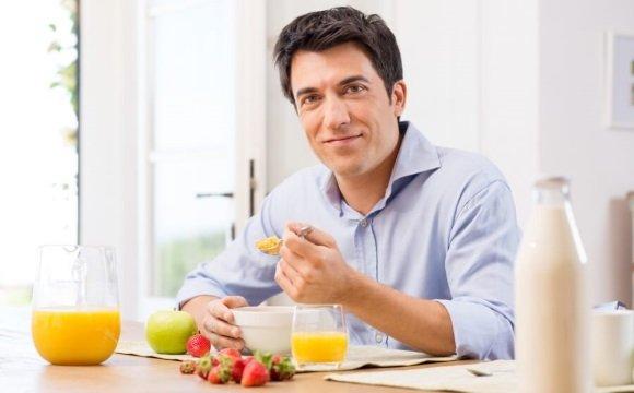 Рекомендуется употреблять больше овощей и фруктов