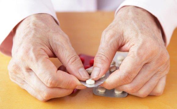 Паллиативное лечение болезни Альцгеймера