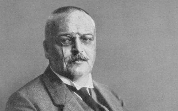 Немецкий психиатр и невролог Алоис Альцгеймер