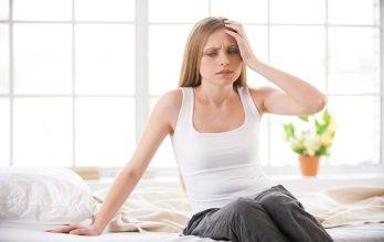 Головокружение при перемене положения тела: вставание и опускание в постель с поворотом головы