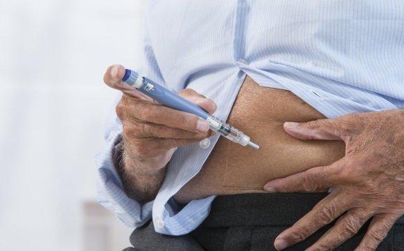 Подкожное введение инсулина