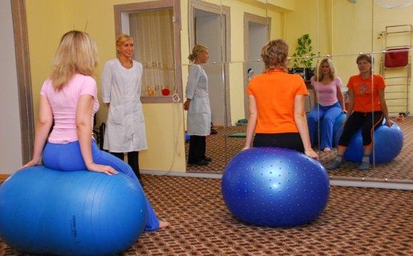Упражнение на равновесие