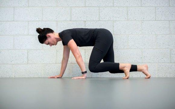 Ползание – чрезвычайно полезное упражнение