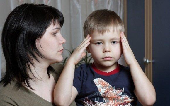 У ребенка кружится голова