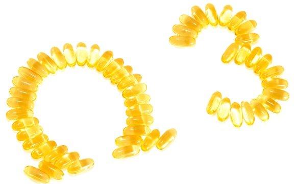 Омега-3 жирные кислоты способствует нормальному функционированию головного мозга