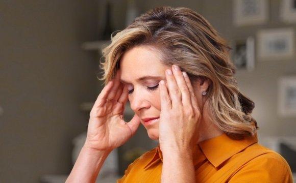 У женщины головокружение на фоне стресса