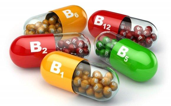 Витамины группы В усиленно расходуются при болезни