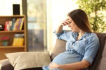 Головокружение в период беременности