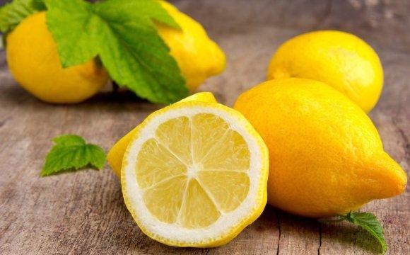 Лимон – кладезь витаминов