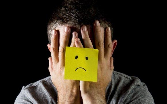 Подавленное настроение и заторможенность