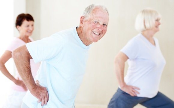 Лечебная гимнастика при болезни Паркинсона