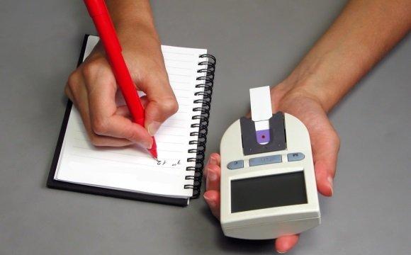 Самоконтроль уровня сахара в крови