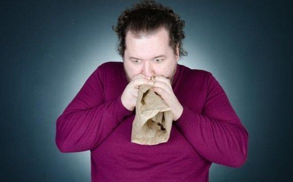 При вегетососудистой дистонии часто бывают нарушения дыхания