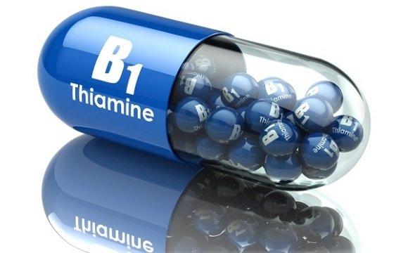 Тиамин является водорастворимым витамином