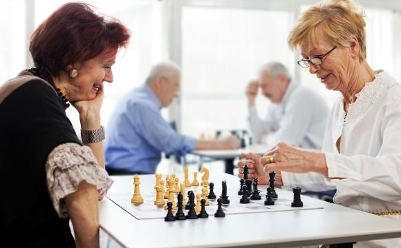 Интеллектуальные игры полезны при ДЭП