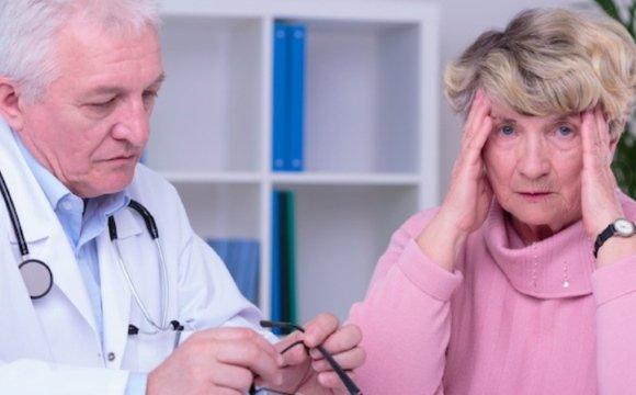 Пациентка с цереброваскулярной патологией