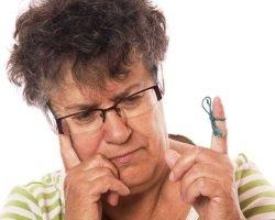 Энцефалопатия головного мозга в пожилом возрасте