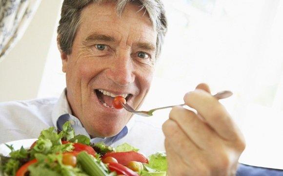 Диета должна быть богата растительной пищей