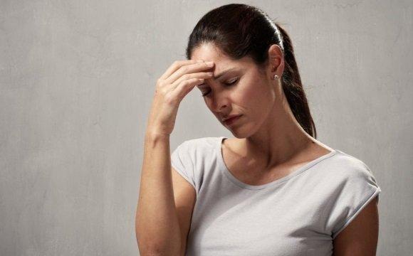 Головокружение после менструации
