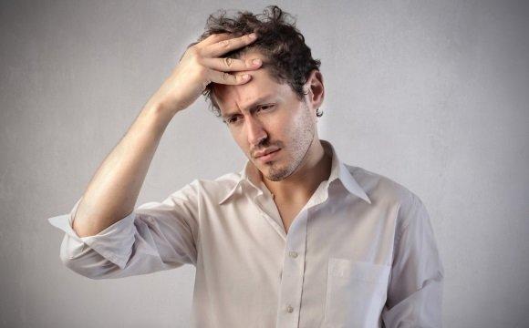 Вестибулопатия у мужчины