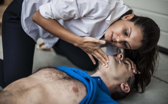 Проверка восстановления дыхания